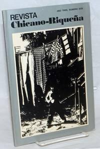 Revista Chicano-riqueña: año tres, numero dos, Primevera 1975