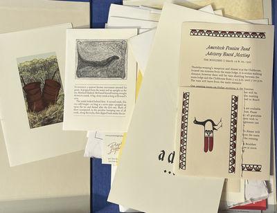 A Miscellany of Ephemera produced by...