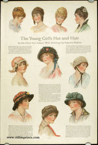 The Young Girl's Hat and Hair