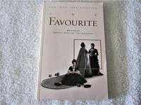 The Favourite: Final Shooting Script - 23rd March 2017