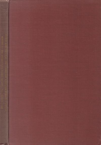 Very Good. 1942. Hardcover. Red cloth with gilt lettering. Boards have light sunning to spine and li...