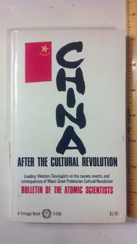 China after the Cultural Revolution
