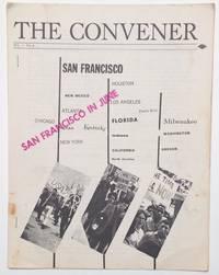 image of Convener. Vol. 1 no. 4