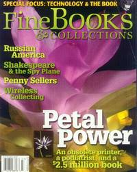 Fine Books & Collections: July/August 2008 (Number 34 - Vol. 6, No. 4)