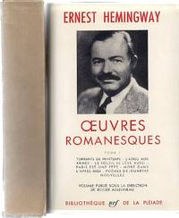 OEUVRES ROMANESQUES. 2 VOLUMES
