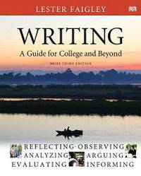 image of Writing: A Guide for College and Beyond, Brief Edition Plus MyWritingLab with Pearson eText -- Access Card Package (3rd Edition)