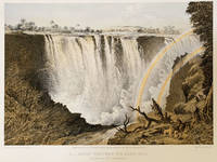 The Victoria Falls Zambesi River: sketched on the spot by T. Baines