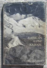 image of The American Alpine Journal 1971 vol 17 no 2