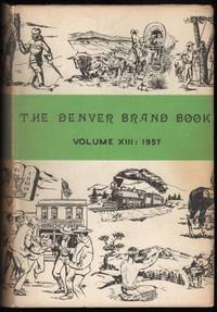 1957 Brand Book of the Denver Posse of The Westerners