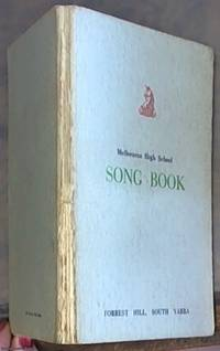 image of Melbourne High School: Song Book
