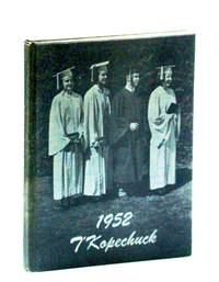 T'Kopechuck 1952 - Memories Edition: Student Yearbook of White River High School, Enumclaw-Buckley, Washington, Volume 3 - Number 1
