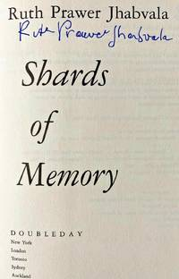 SHARDS OF MEMORY (SIGNED) by  2013)  1927 - April 3 - Signed First Edition - Aug 1, 1995 - from Charm City Books (SKU: BS13804AA)