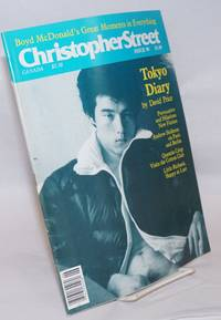 Christopher Street: vol. 8,  #6, whole issue #90, July 1984; Tokyo Diary