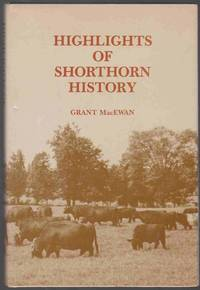 image of HIGHLIGHTS OF SHORTHORN HISTORY