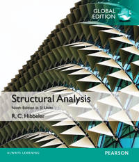 Structural Analysis in Si Units, 9th Ed. by Russell Hibbeler - Paperback - 9th - 2016-06 - from Amcsme (SKU: Q8-RL0N-A4YW)