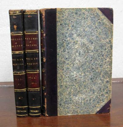 London: Henry Colburn, 1825. 1st edition (Sadleir 1213). Blue half-morocco with marbled boards & mar...