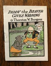 PADDY THE BEAVER GIVES WARNING (from The Bed Time Stories series)