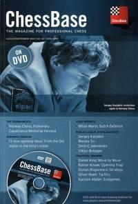 Chess Base Magazine: The Magazine for Professional Chess August/September 2014; ChessBase: Das Magazin Für Professionelles Schach August/September 2014