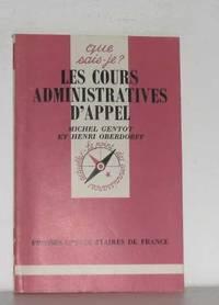 Cours administratives d'appel