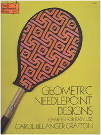 Geometric Needlepoint Designs: Charted for Easy Use