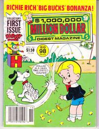 Richie Rich Million Dollar Digest Magazine #1, Nov.1986