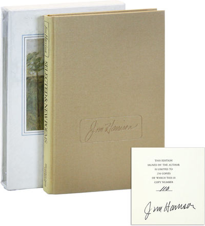 New York: Delacorte Press, 1982. First Edition. Limited Issue, one of 250 numbered copies signed by ...