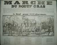 [BROADSIDE - Carnaval de Paris] Marche du boeuf gras
