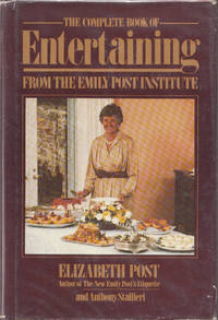 image of Complete Book of Entertaining