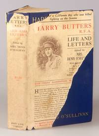 "Harry Butters, R.F.A. ""An American Citizen"""