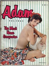 Adam - the Man's Home Companion! (1958) Volume 2 No. 5 [VINTAGE MEN'S MAGAZINE]