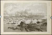 St. Louis, Missouri. / St. Louis, from the Mississippi River - TWO VIEWS