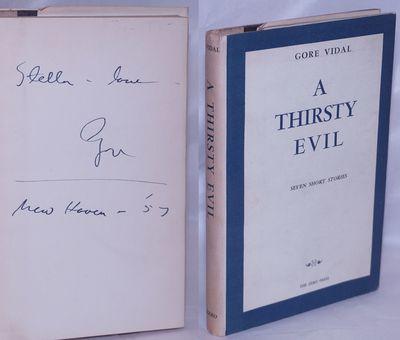 New York: The Zero Press, 1956. 154p., personal inscription signed
