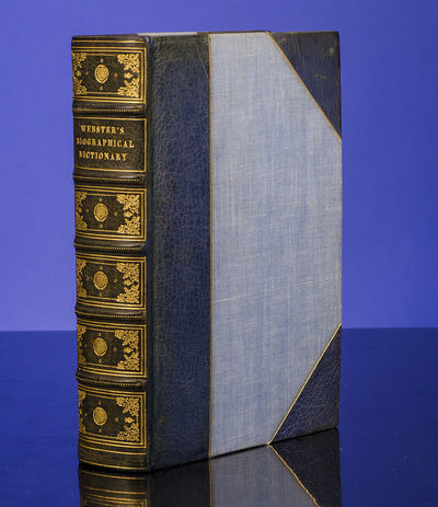 Springfield: G. & C. Merriam Co., 1943. The First Single Volume Universal Biographical Dictionary . ...