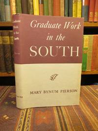 Graduate Work in the South