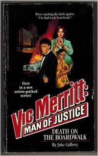 Death on the Boardwalk (Vic Merritt: Man of Justice #1)