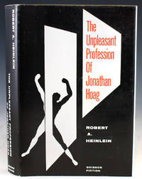 The Unpleasant Profession of Jonathan Hoag by  Robert A Heinlein - Hardcover - 1959 - from Bromer Booksellers and Biblio.com