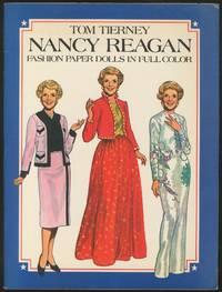 Nancy Reagan Fashion Paper Dolls in Full Color