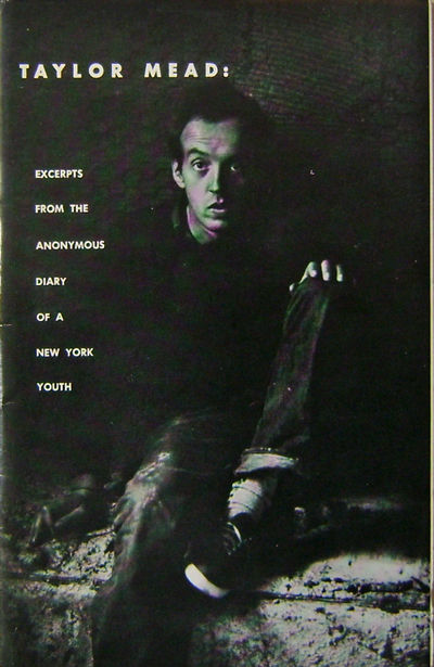 No Place: Taylor Mead, 1961. First edition. Paperback. Very Good +. Correct first printing of the fi...
