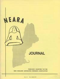 NEARA Newsletter: Vol. 13, No. 2, Fall 1978--Issue No. 48