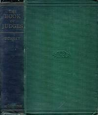 THE BOOK OF JUDGES with introduction and notes