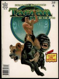image of Tarzan of the Apes: Marvel Super Special No. 29