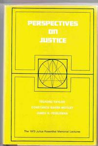 image of Perspectives on Justice