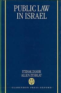 Public Law in Israel