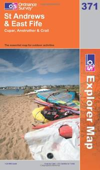 St Andrews and East Fife (OS Explorer Map Series) (OS Explorer Map Active)