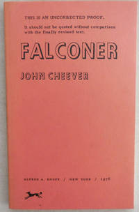 Falconer (Uncorrected Proof)