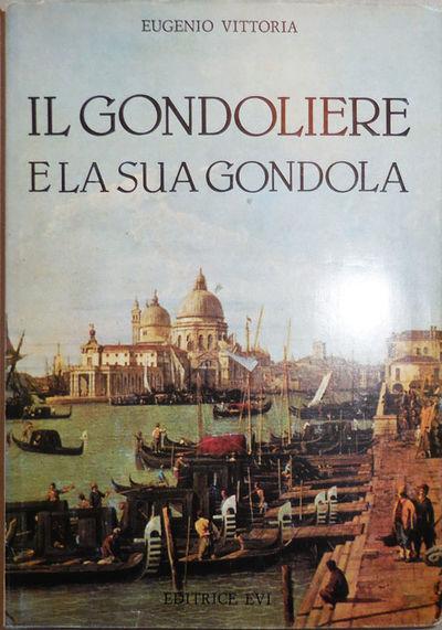 Venezia: Editrice Evi, 1979. First edition. Hardcover. Very Good/very good. Small hardbound quarto i...