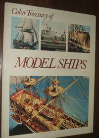 image of Color Treasury of Model Ships Navies in Miniature