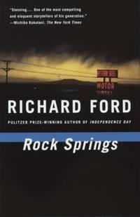 image of Rock Springs (Vintage Contemporaries)