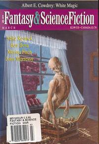 The Magazine of Fantasy and Science Fiction. Volume 94 No 3. March 1998
