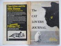 image of The cat lover's journal: 1971-72 edition